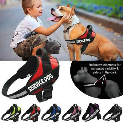 AU22.95 • Buy No-pull Dog Harness Pet Puppy Large Dog Vest Adjustable Padded Handle XS-XXL