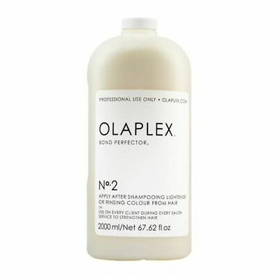 AU500 • Buy NEW STOCK OLAPLEX 2000mL No 2 Step 2 Bond Perfector  No 1 3 4 Also Available