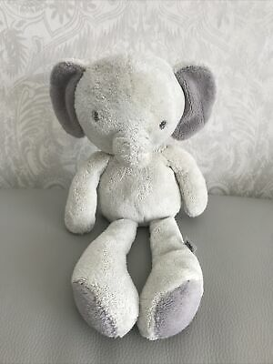 13  Tall * MY FIRST ELEPHANT Comforter GREY Soft Toy MAMAS & AND PAPAS M&P Grey • 34.99£