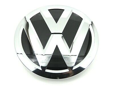 Genuine New VW VOLKSWAGEN GRILLE BADGE Front Emblem T-Cross 2018+ TDI TSI SUV • 31.95£