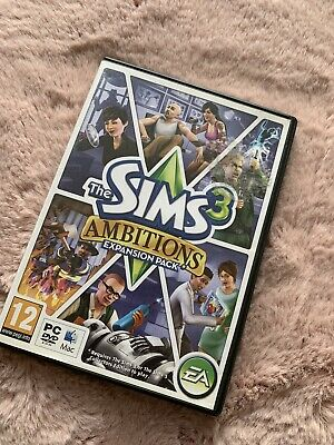 The Sims 3 Ambitions • 5£