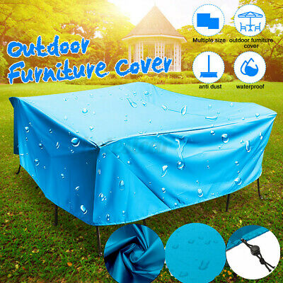 Faboer Garden Patio Furniture Cover For Table Bench Parasol Hammock Chiminea BBQ • 18.55£