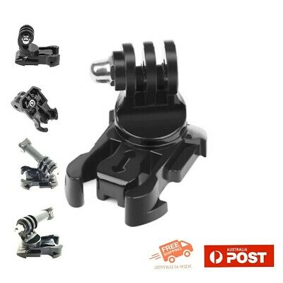 AU14.40 • Buy 360° Spin Mount Clip For GoPro Hero 9, 8, 7, 6, 5, 4,3 & Other Action Cameras AU