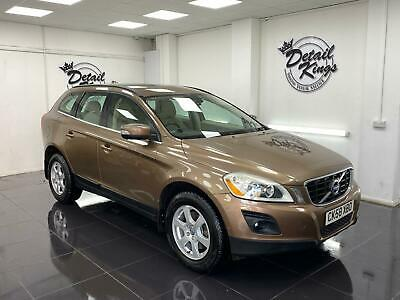 2009 Volvo XC60 D5 SE 5dr Geartronic 1 OWNER FROM NEW WITH FULL VOLVO HISTORY  E • 5,995£