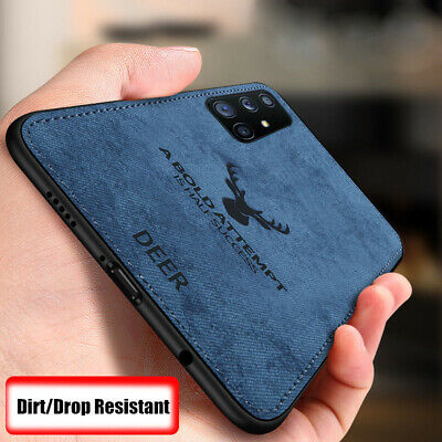 $ CDN3.79 • Buy For Samsung S20 FE Note 20 Ultra S20 S10 A71 A51 Matte Hybrid Leather Case Cover