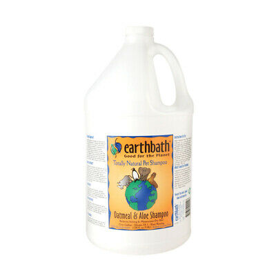 £16.50 • Buy Earthbath Oatmeal & Aloe Soothing Dry Skin Itch Relief Pet Shampoo