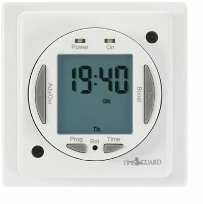 Timeguard NTT03 24 Hour/7 Day Compact Electronic Immersion Heater Timer Switch • 42.99£