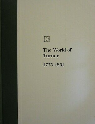 Time-life Library Of Art Hardcover Slipcase (1969) - The World Of Turner • 5£