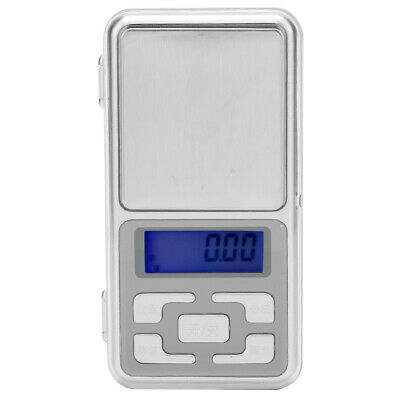 AU21.45 • Buy 0.01g Mini Weight Scale Digital Battery Powered Pocket Scale For Jewelry Metal
