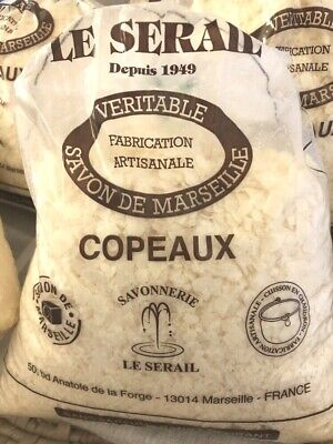 Natural Soap Flakes, Savon De Marseille Soap Flakes, Le Serail, Eco Laundry  • 11£