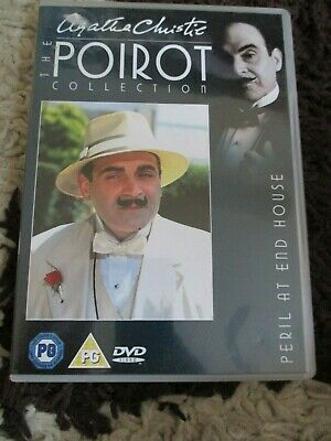 Poirot Collection 18 - Peril At End House • 2.75£