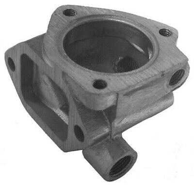 AU36 • Buy NISSAN DATSUN L20B Engine Bluebird 3 BOLT THERMOSTAT HOUSING BASE  WOB52