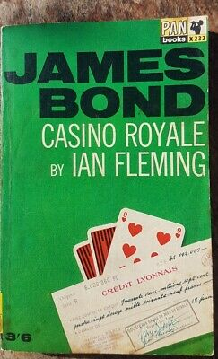 Casino Royale IAN FLEMING 1964 Pan Books X232 Good Condition 19th Print • 5£