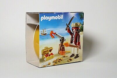 Playmobil Pirate With Cannon Easter Egg Style 9415 Figure Accessories  • 3.99£