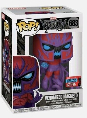 Funko Pop! Vinyl Marvel Venom Venomized Magneto 683 Nycc 2020 Hmv Exclusive • 33.99£