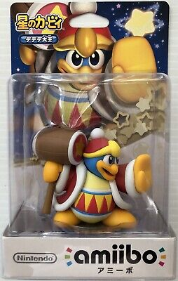 AU20.58 • Buy Amiibo King Dedede Kirby Series Brand New And Factory Sealed Free Shipping