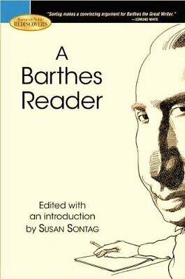 AU42.80 • Buy A BARTHES READER By Susan Sontag, Roland Barthes ~NEW HARDCOVER~