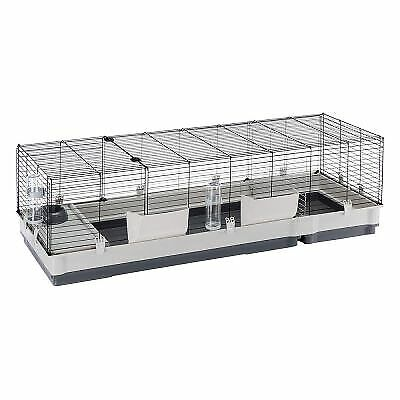 Plaza 160  Guinea Pig Dwarf Rabbit Small Pet Cage With Accessories  • 90.99£