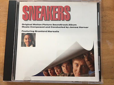 Sneakers James Horner Cd Soundtrack  • 17.75£