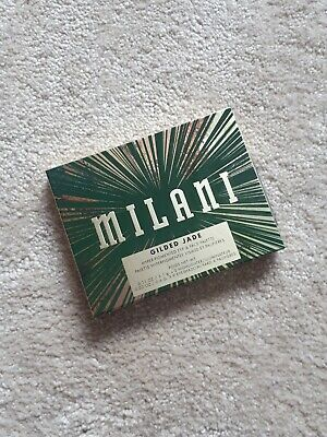 Milani Gilded Eyeshadow And Face Palette - Jade • 16.95£