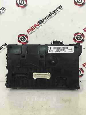 Renault Clio MK2 2001-2006 N2 Dashboard Fuse Box UCH BCM Recoded Decoded Service • 45£