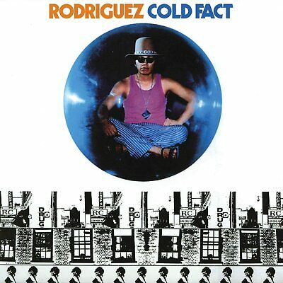 RODRIGUEZ COLD FACT CD ALBUM (Released August 30th 2019) • 6.99£