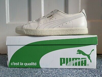 Puma Clyde -Natural Pack - Star White UK9/US10/EU43  Men's Trainers • 25£