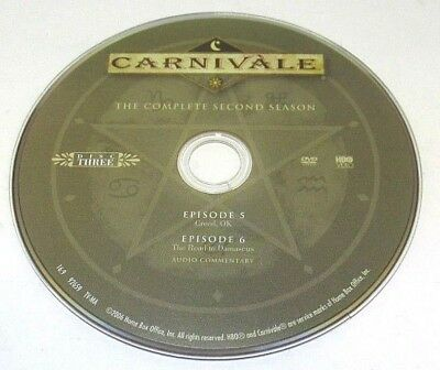 Carnivale Season 2 - Replacement Disc 3 Only • 5.01£