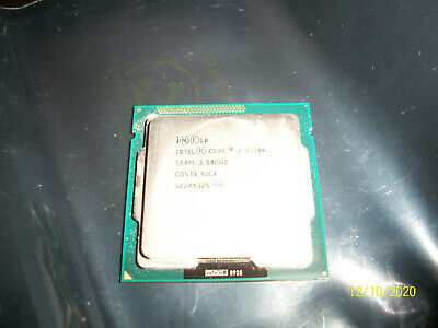 Intel Core I7-3770K CPU Only 3.50GHz Ivy Bridge 3rd Gen Socket 1155 Processor • 114.99£