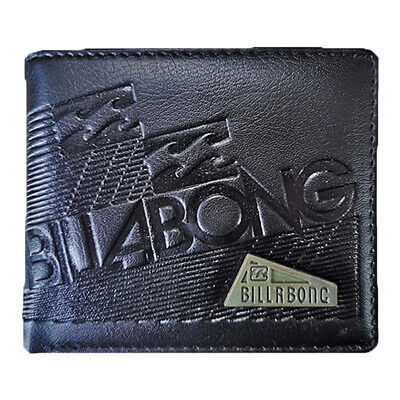 AU27.99 • Buy New With Box Billabong Men's Surf Synthetic Leather Wallet Great Gift #021