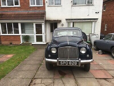 Rover P4 1955 75 Six-cylinder • 1,500£