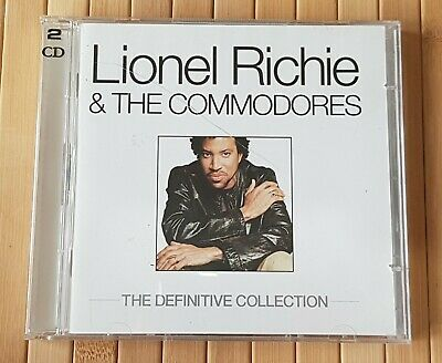 Lionel Richie - Definitive Collection (2009) CD Music Album • 3.79£
