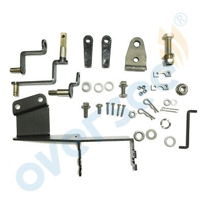 AU125.88 • Buy 63V-48501-00 Remote Control Attachment Kit For Yamaha Outboard Motor 9.9HP 15HP
