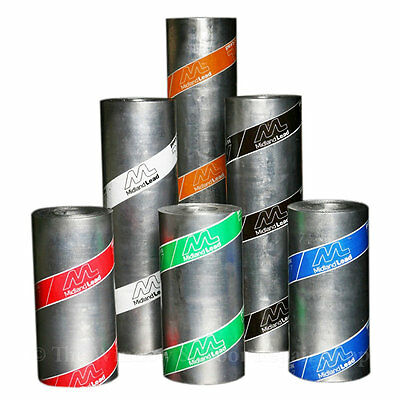 £32 • Buy Code 3 & 4 Lead Flashing Roll, For Roof / Roofing 3m & 6m Rolls Midland
