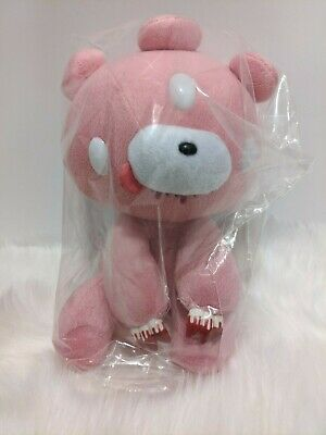 UK SELLER Chax GP 3 Eyed Gloomy Bear Halloween Plush 25cm With Tag RARE Japan • 310£