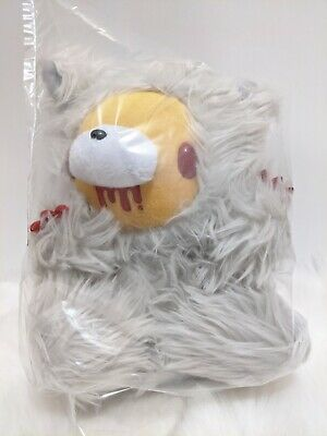 UK SELLER Chax GP Gloomy Bear Halloween Werewolf Plush 22cm White Japan With Tag • 39£