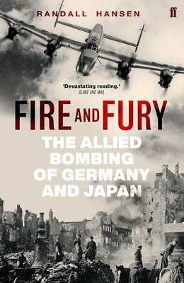 AU32.09 • Buy Fire And Fury 'The Allied Bombing Of Germany And Japan Hansen, Randall