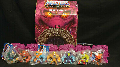 $9 • Buy Masters Of The Universe Eternia Minis Wave 2 You Pick Mattel 2020