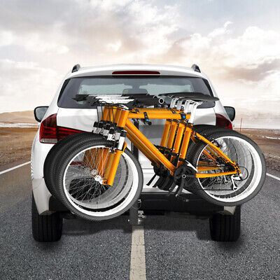 AU99.99 • Buy Monvelo Car Bike Rack Carrier 4 Rear Mount Bicycle Steel Foldable Hitch Mount