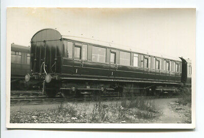 Vintage Railway PHOTO - LNER  Gresley Composite Lavatory Coach/carriage • 5£