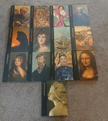 Vintage 1966 Time Life Library Of Art The World Of Art Book Bundle X13 • 70£