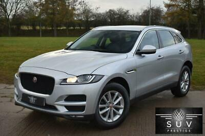 2016 Jaguar F-Pace 2.0 PRESTIGE 5d 178 BHP Estate Diesel Manual • 16,990£