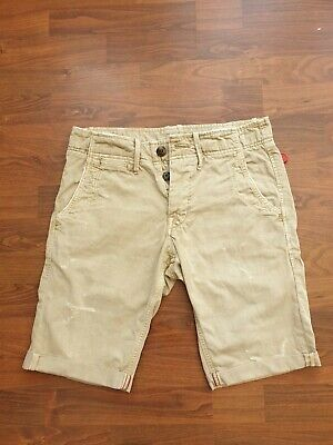 Genuine Mens True Religion Chino Shorts • 12.50£