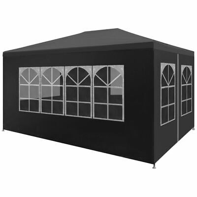 AU96.95 • Buy UV Resistant Outdoor Party Shade Shelter Wedding Event Tent Patio Marquee Gazebo