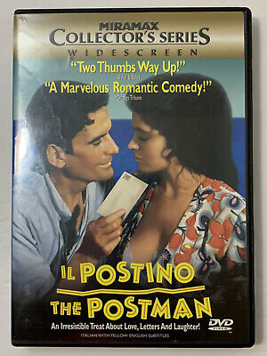 Il Postino  DVD  1999  Special Edition  The Postman  • 14.74£