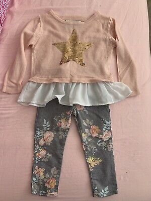 Girls Outfit 18-24 Months • 0.99£