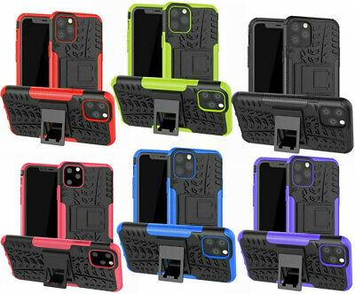 $ CDN7.75 • Buy Heavy Duty Armour Builder Shock Proof Stand Tyre Case Cover For Mobile Phones
