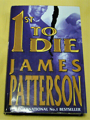 AU4.99 • Buy James Patterson - 1st To Die (Hardback 2001)