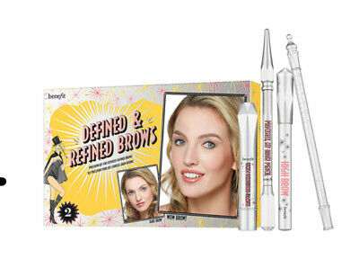 Benefit Defined & Refined Brows Kit - Light 2 • 24.57£