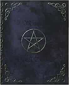 Witchery Magic Spell Book Of Shadows Grimoire Gifts 90 Blank Spells Records • 5.95£